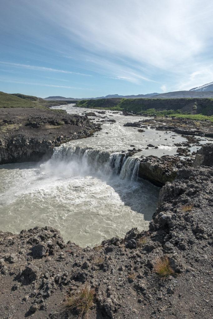 Þjófafoss Island