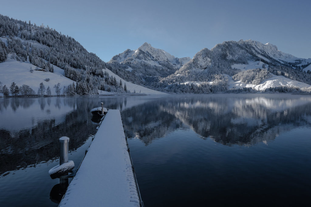 Lac Noir, Fribourg