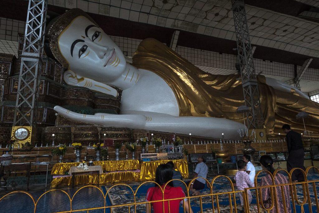 Bago Shwethalyaung Buddah