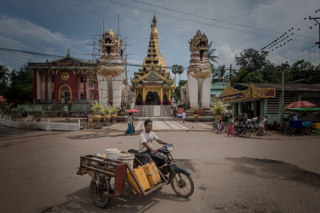 Bago-Tempel