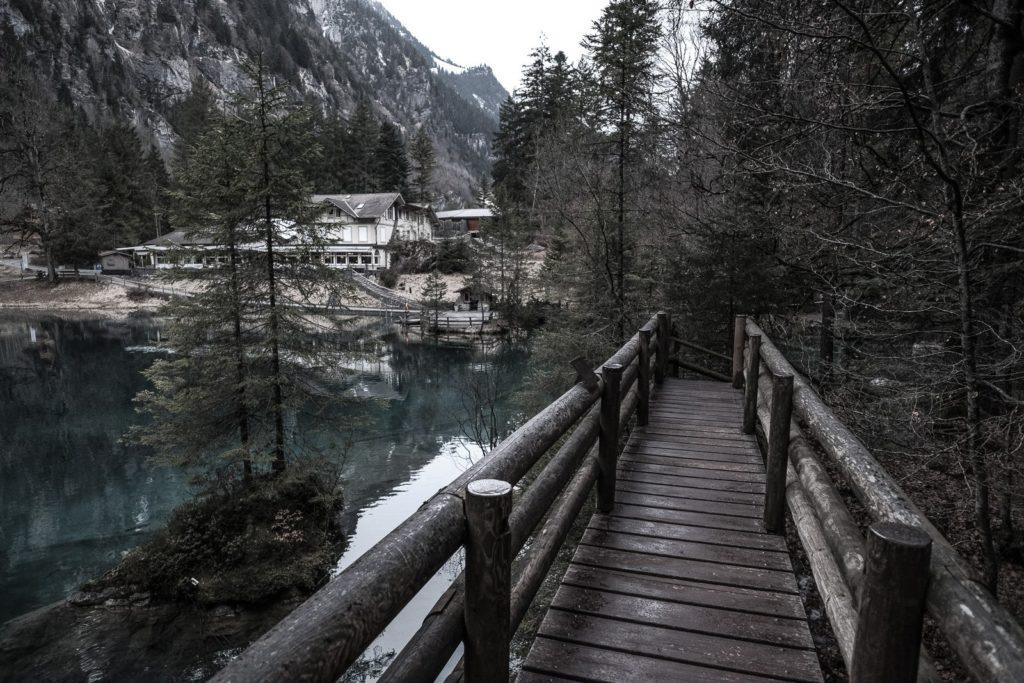Bergsee Berner Oberland