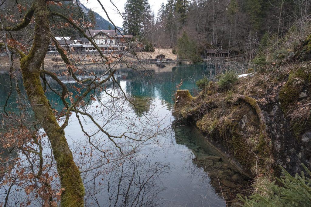 Blausee Berner Oberland