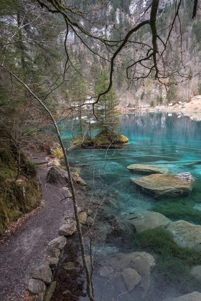 Blausee Mittholz