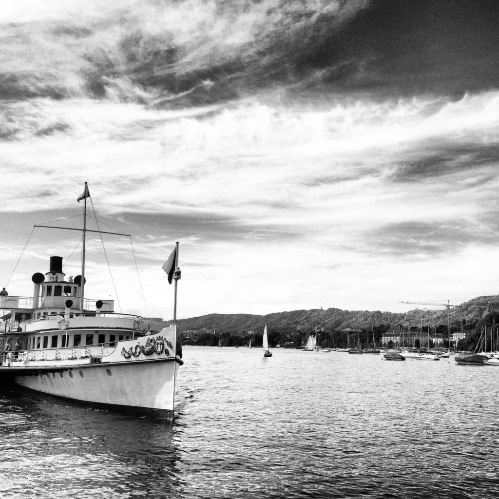 Zürichsee Schifffahrt