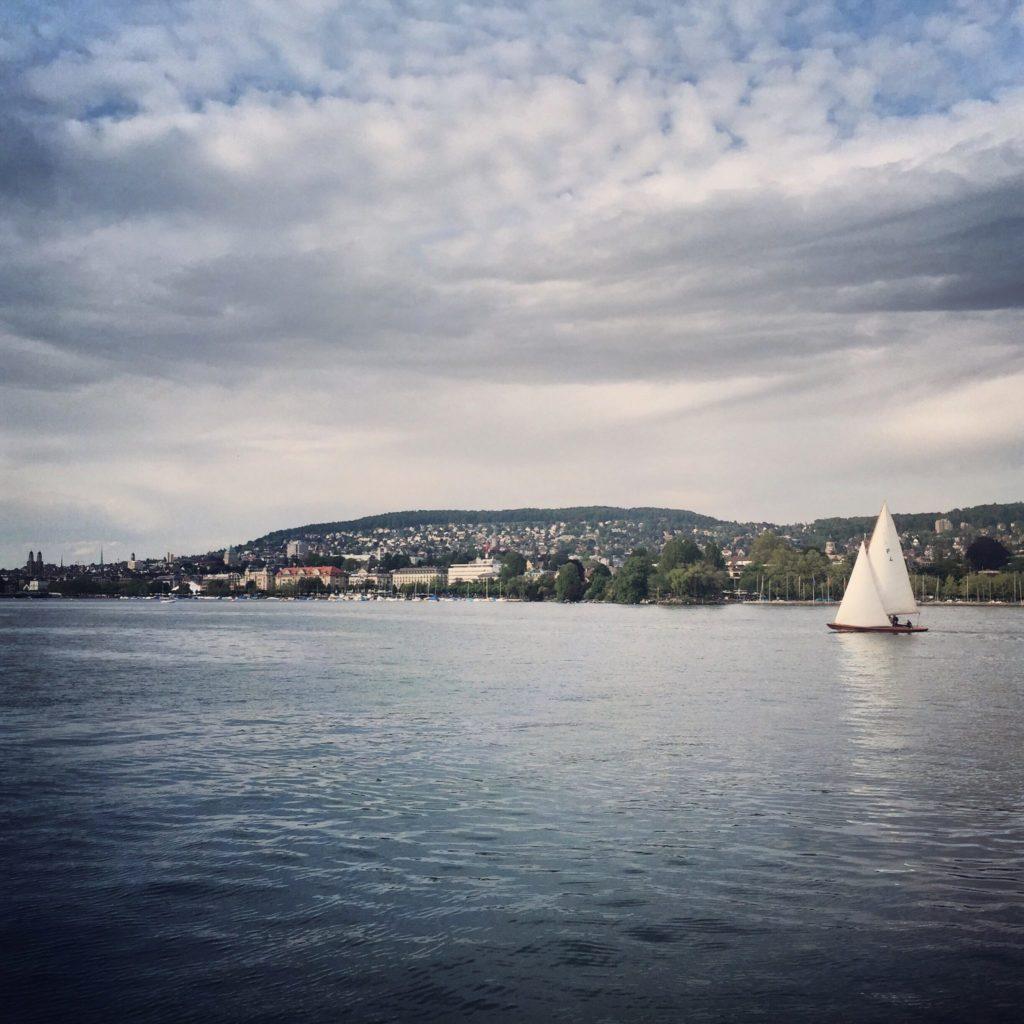 Zürich am Zürichsee