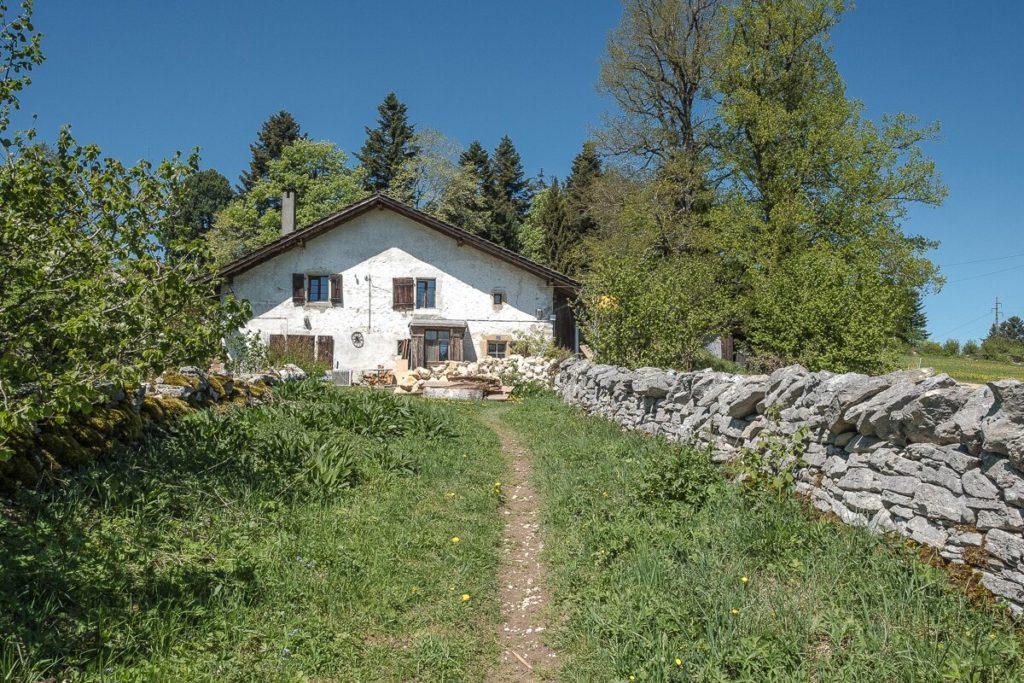 Jurahaus Neuchatel