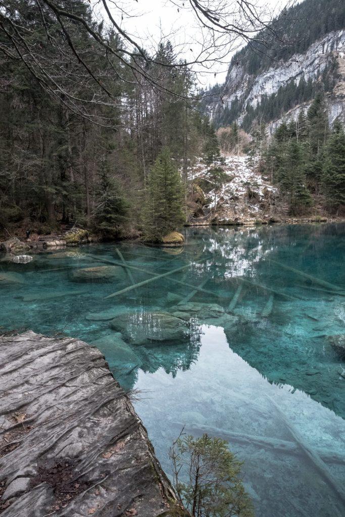 Kandergrund Blausee