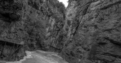 Aareschlucht Rundwanderung in Meiringen
