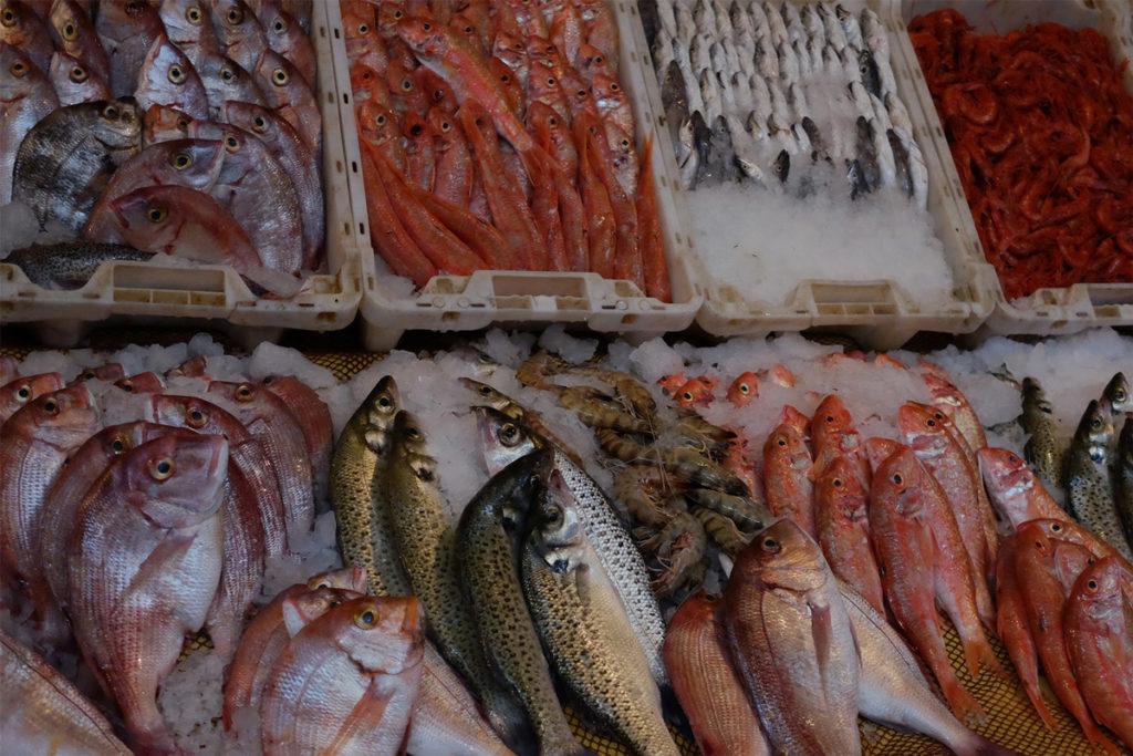 Fischmarkt Agadir
