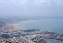 Touristischer Halt in Agadir