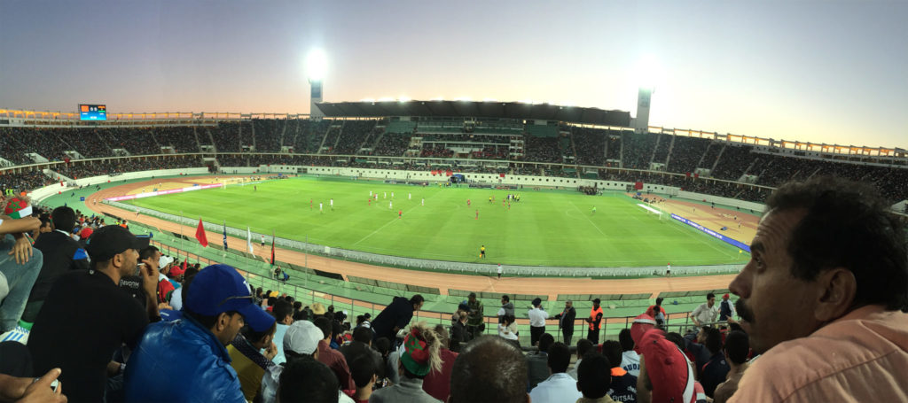 Grand Stade d'Agadir