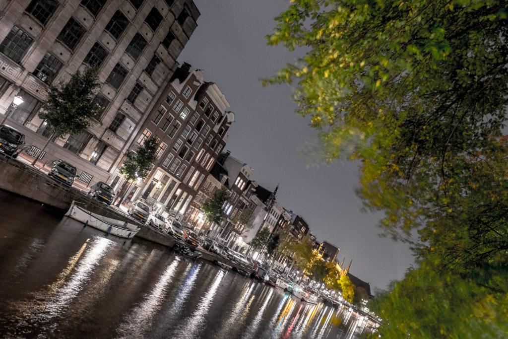 Nachtleben in Amsterdam