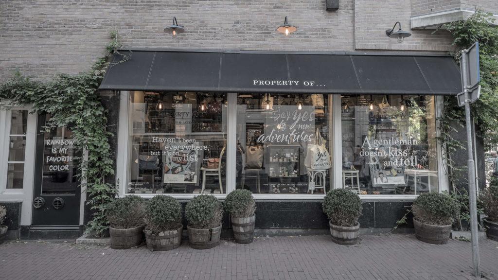 Design Shops Amsterdam