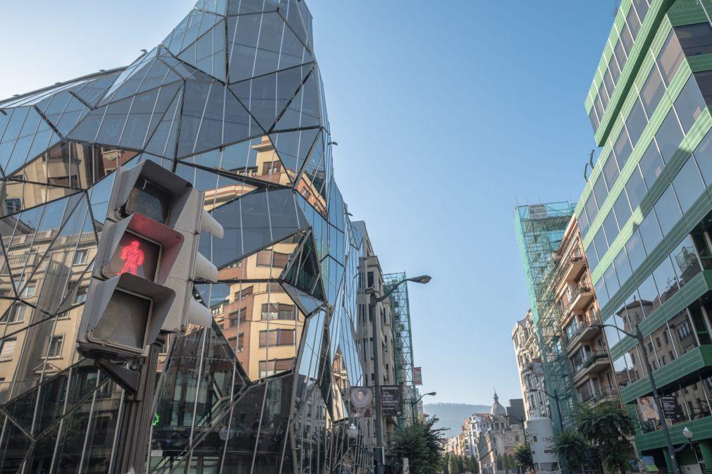 Architektur Bilbao
