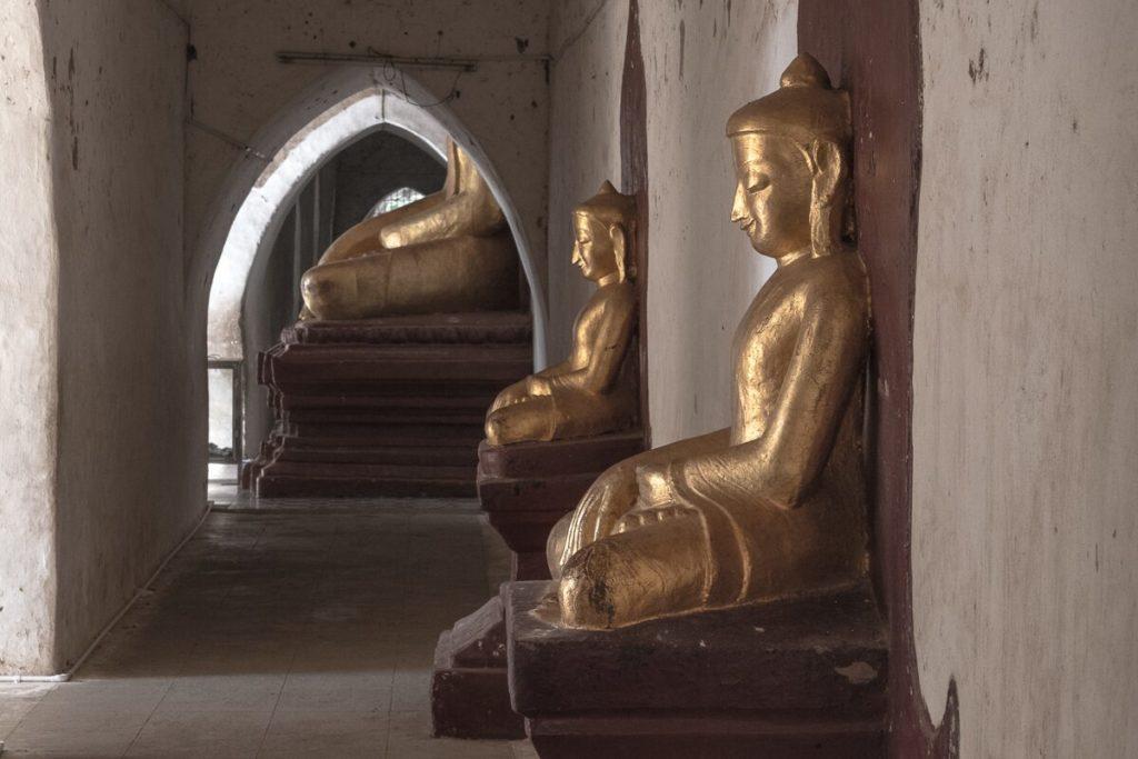 bagan-buddhas