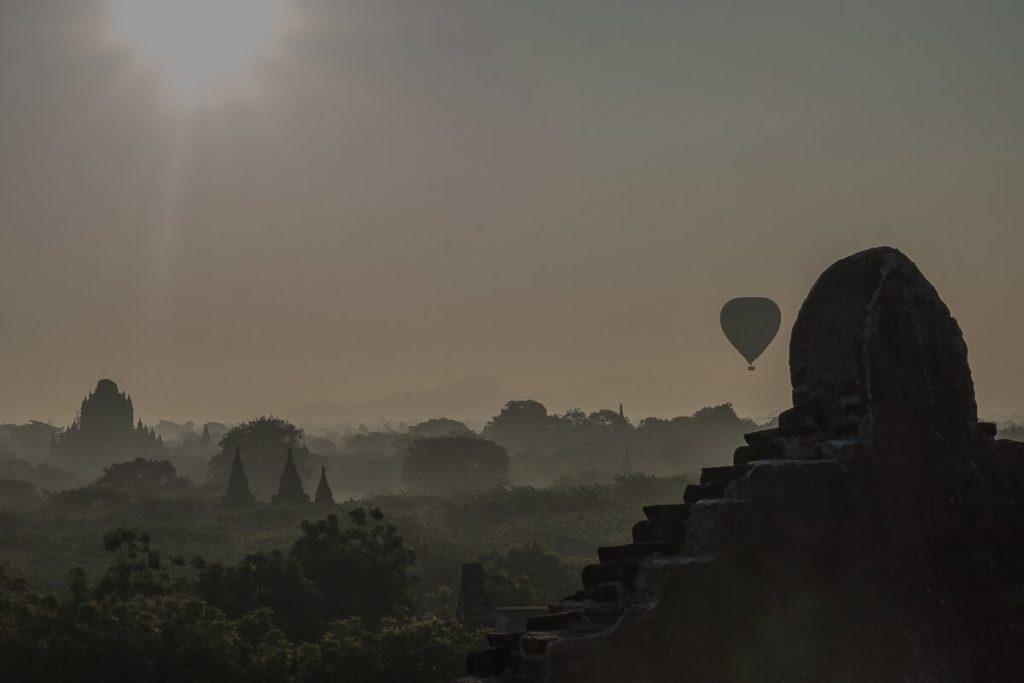 bagan-heissluftballon