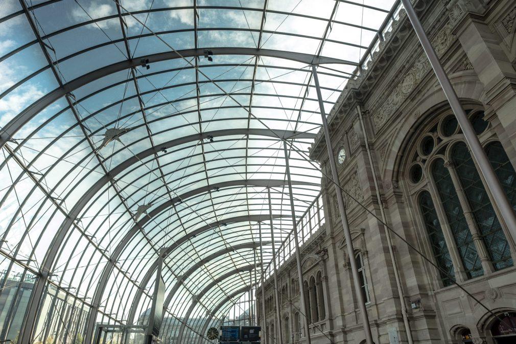 Bahnhof Strasbourg