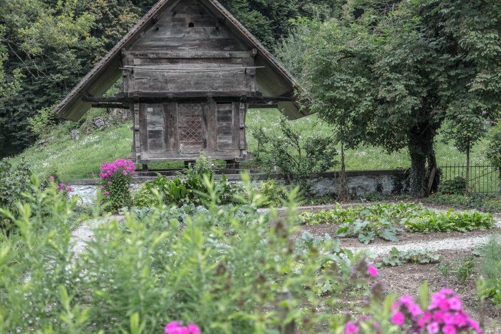 Garten Ballenberg