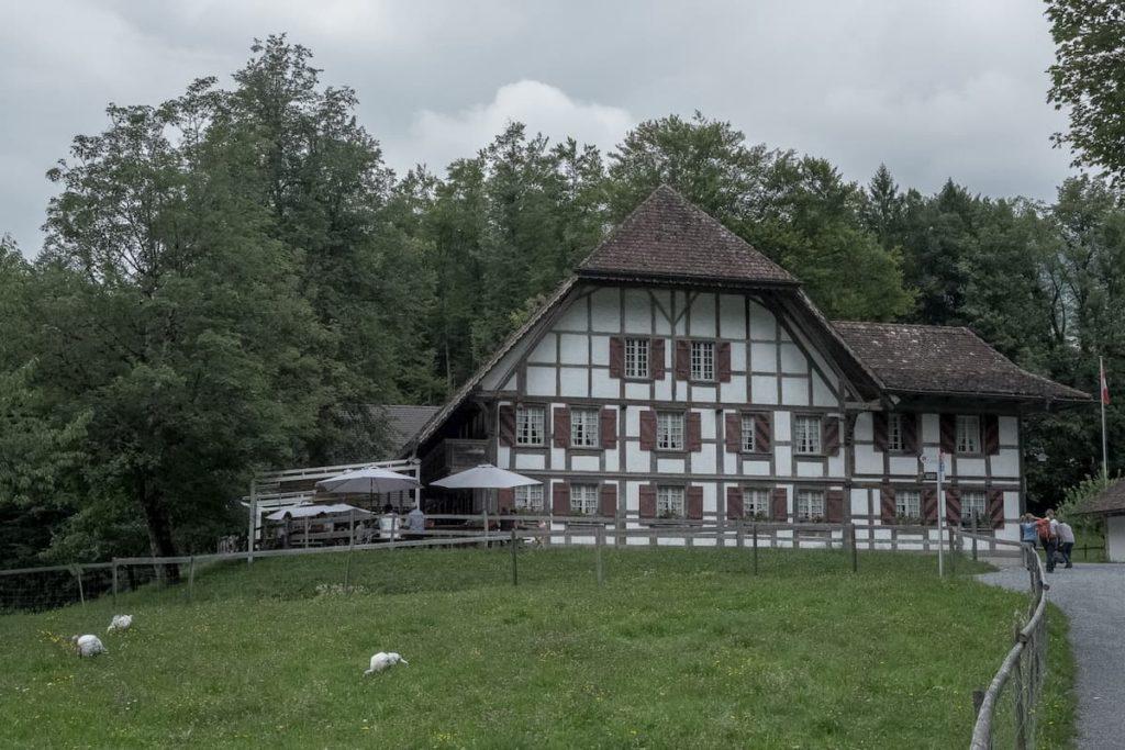 Gasthaus Freilichtmuseum Ballenberg