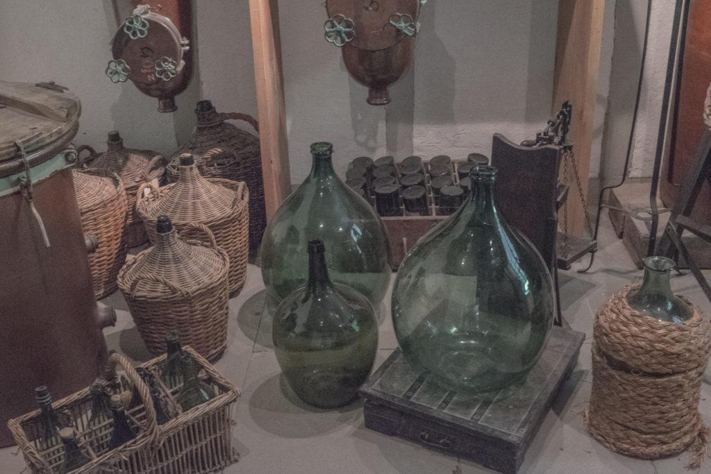 Glasflaschen Ballenberg