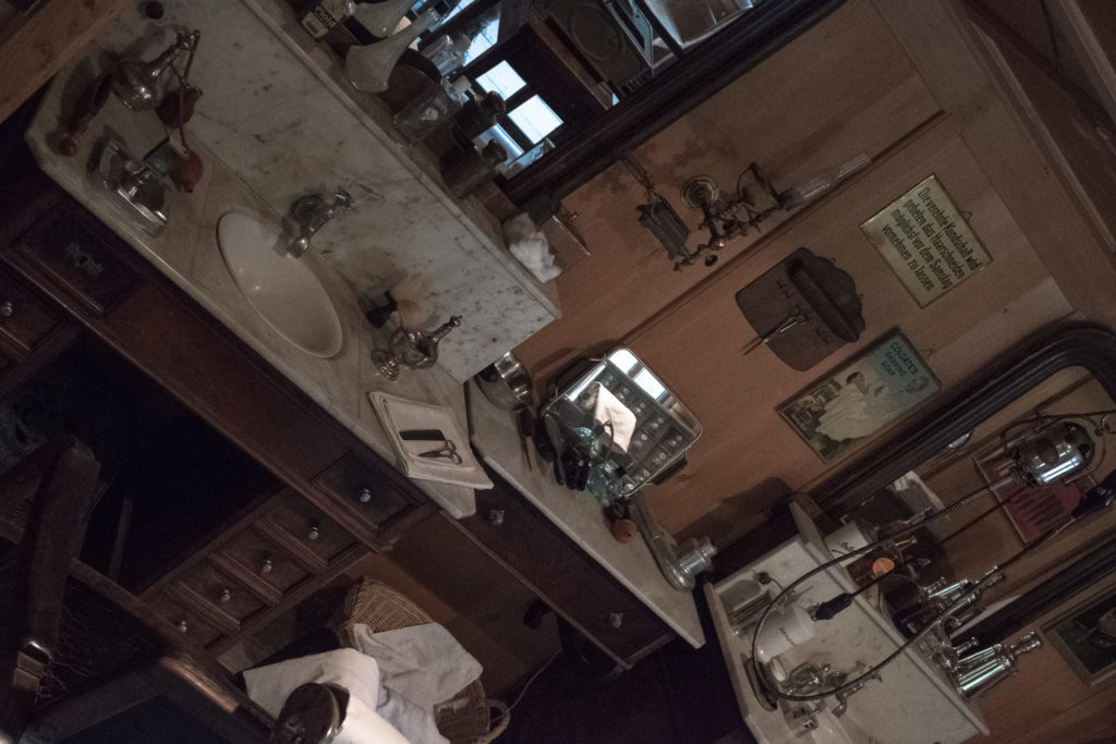 Ballenberg Coiffeur Museum