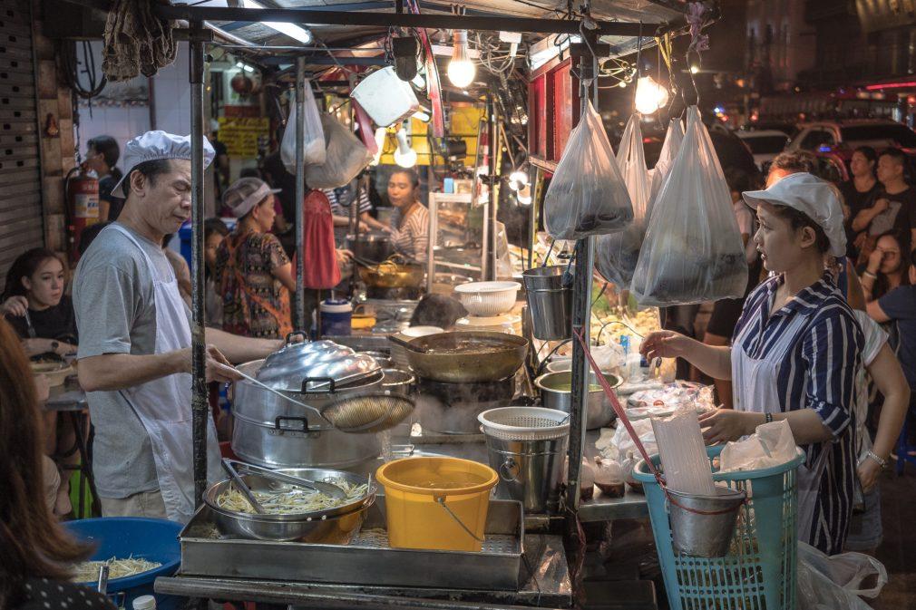 Bangkok Chinatown Streetfood