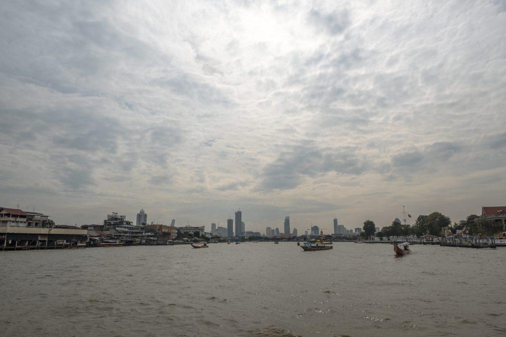 Schifffahrt Bangkok