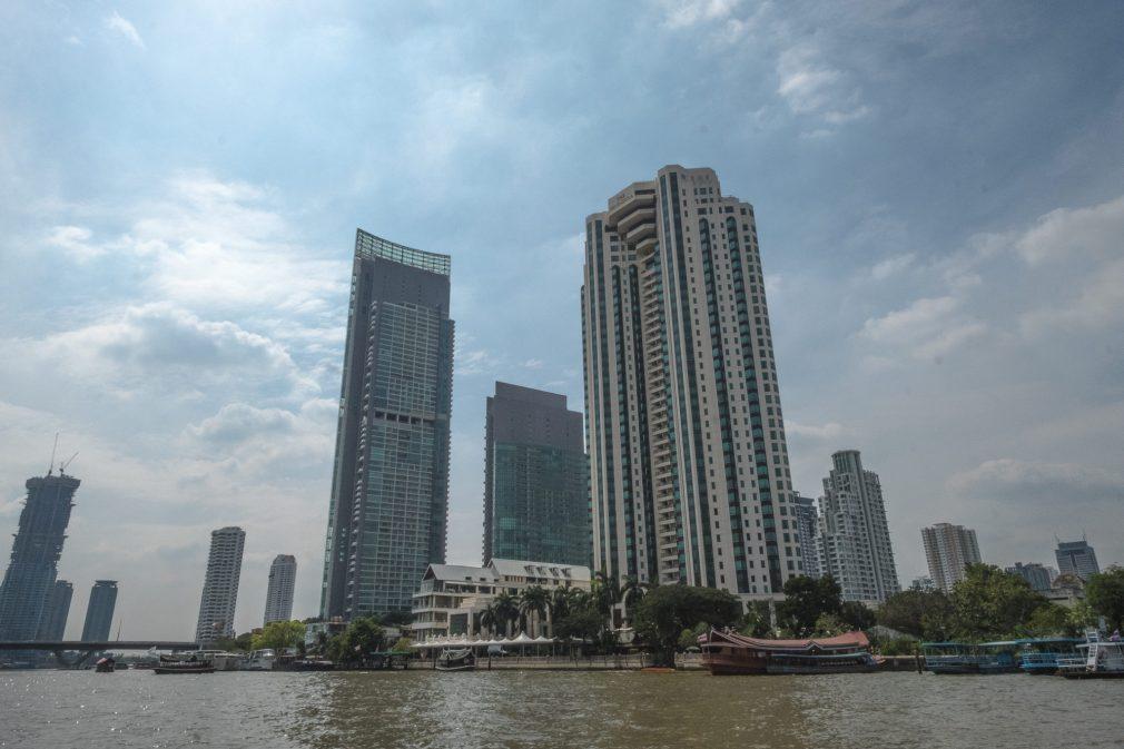 Hochhäuser Bangkok