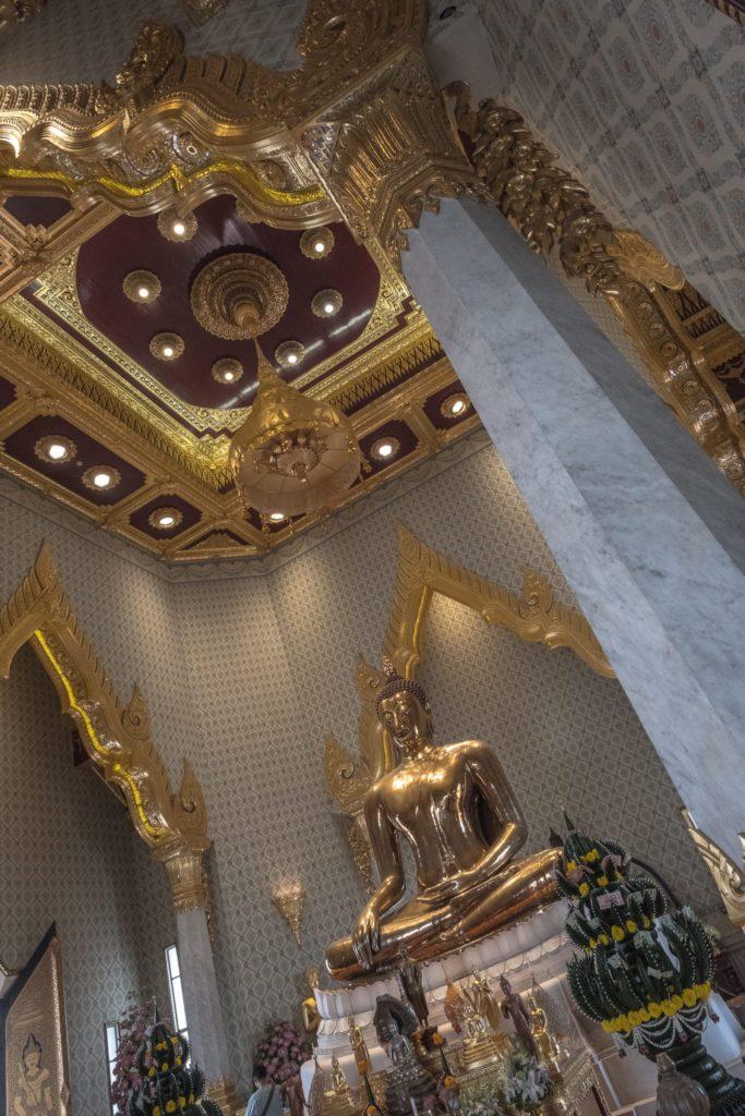 Bangkok Goldener Buddha