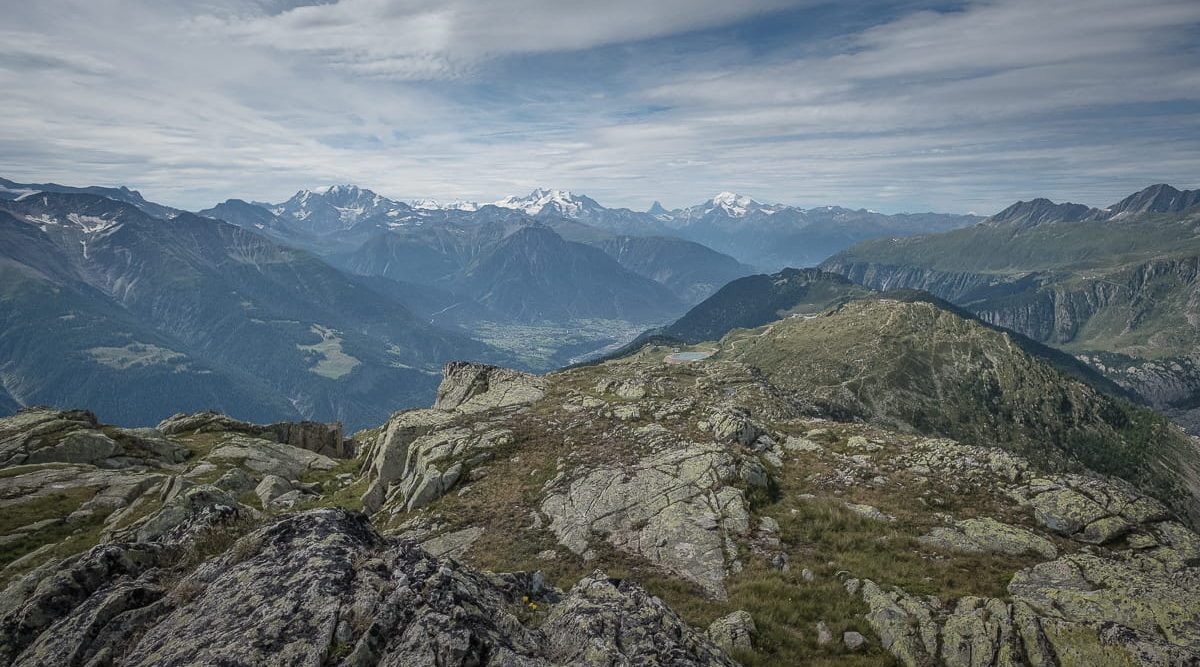Bergwelt rund um das Bettmerhorn