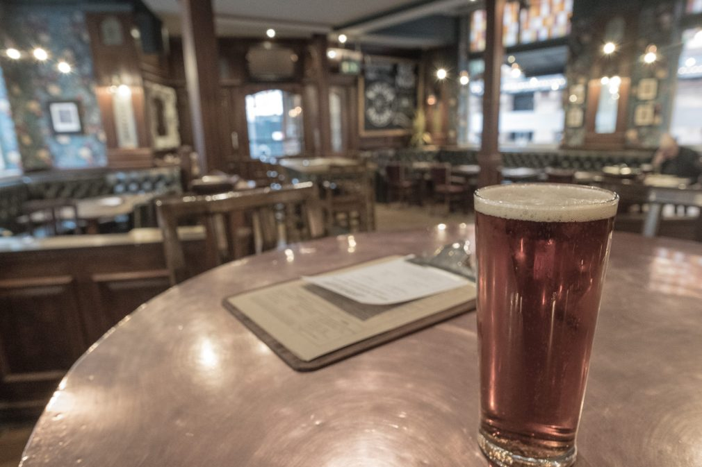 Bier trinken Pub London