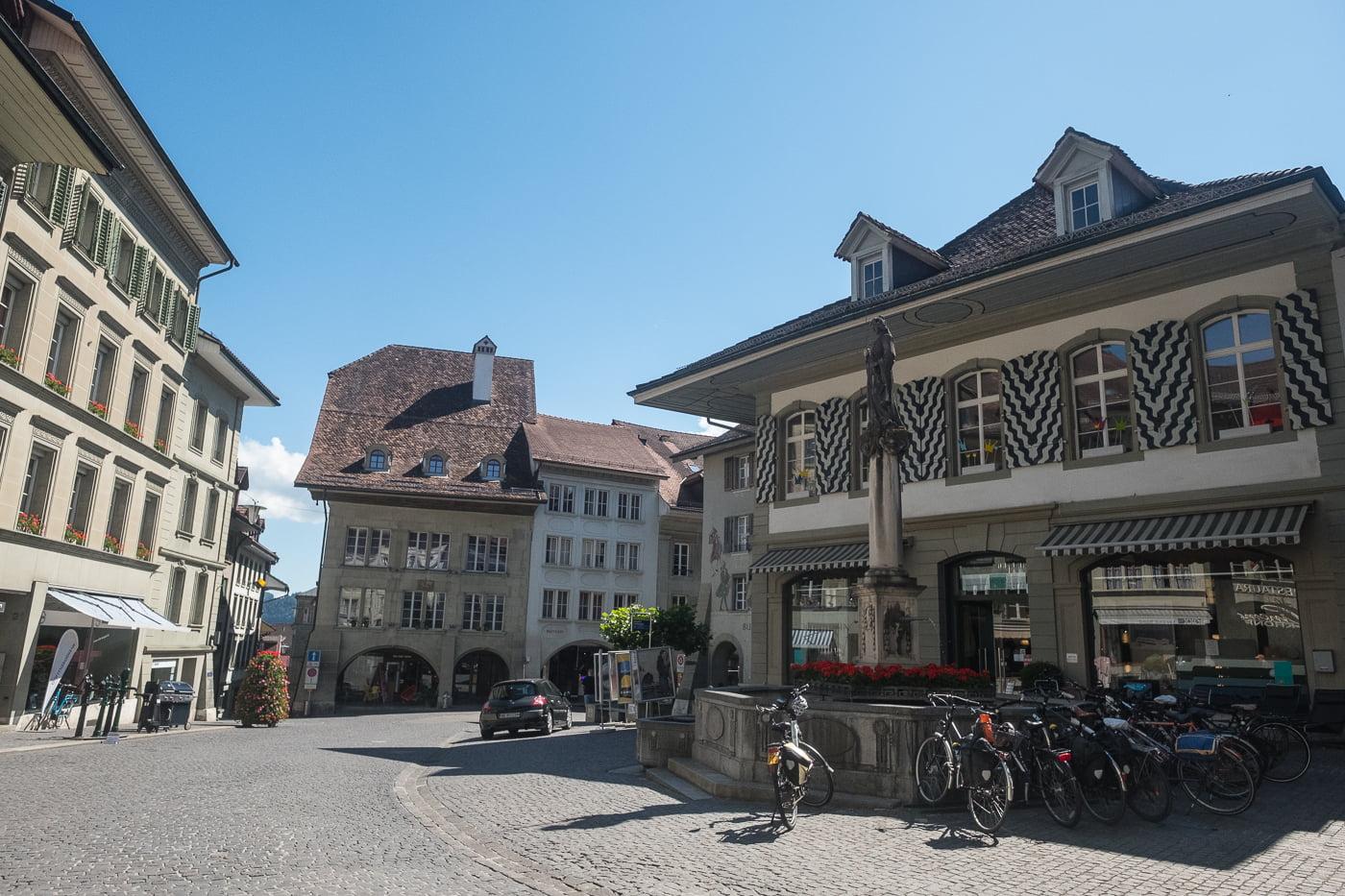Burgdorf Altstadt