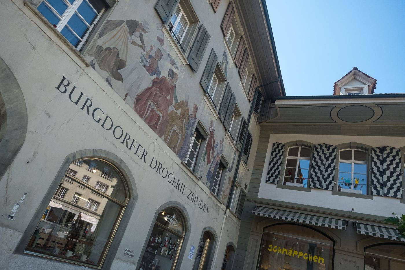 Burgdorfer Drogerie Zbinden