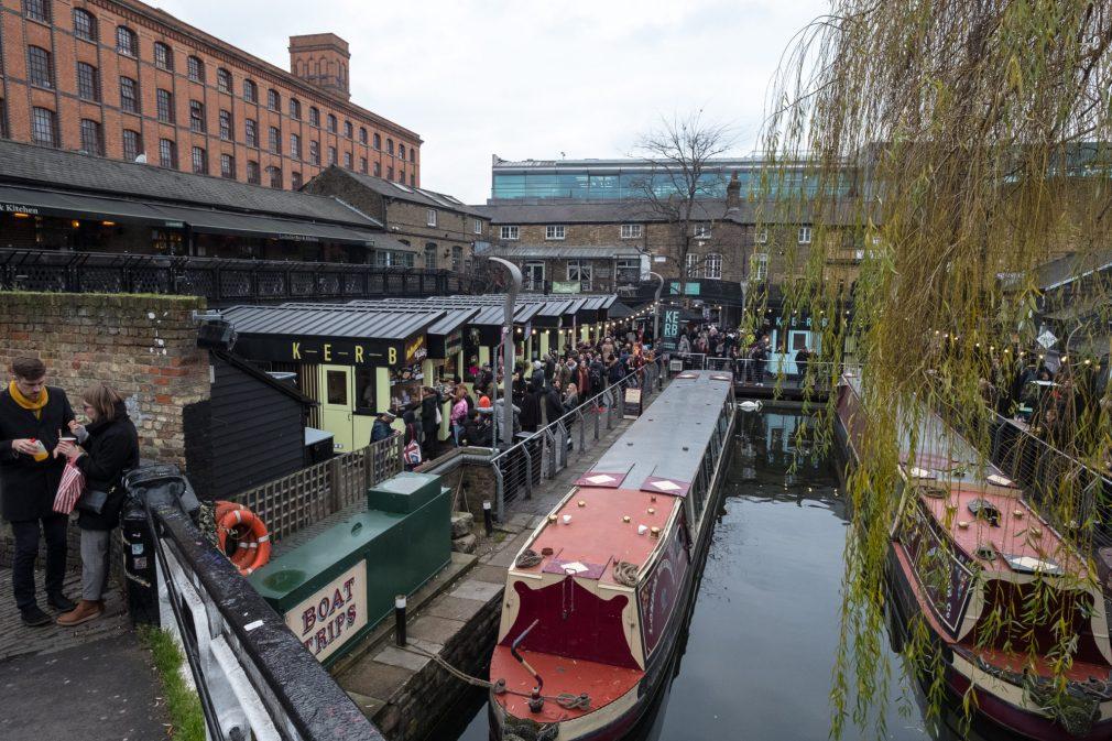 Streetfood Camden Town