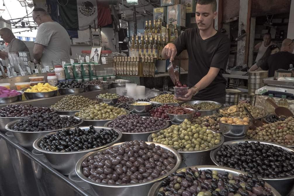 Carmel Markt in Tel Aviv