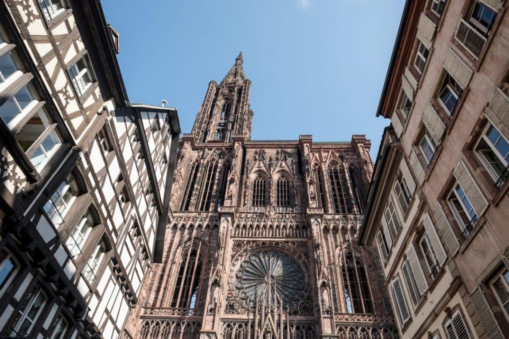 Kathedrale Notre-Dame Strassburg