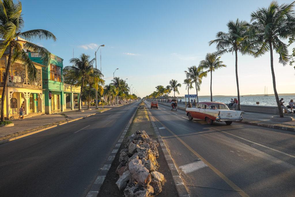 Cienfuegos El Malecon