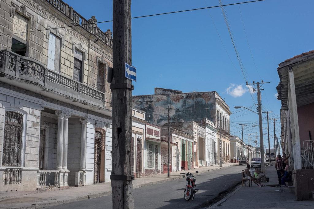 Cienfuegos Streets