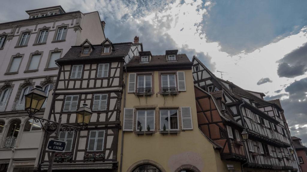 Colmar, Alsace, Frankreich