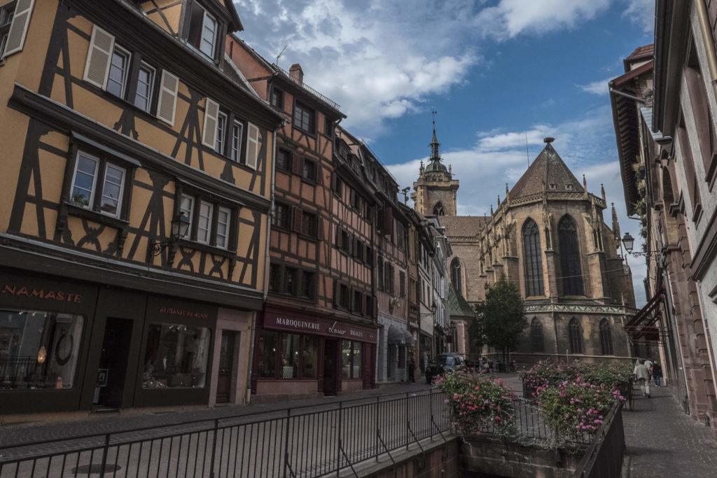 Altstadt Colmar, Frankreich