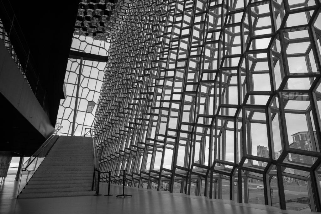 concert hall harpa reykjavik