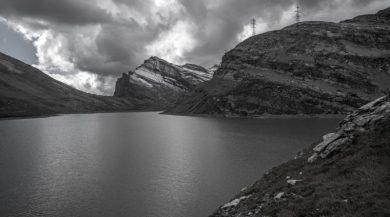Daubensee oberhalb Leukerbad
