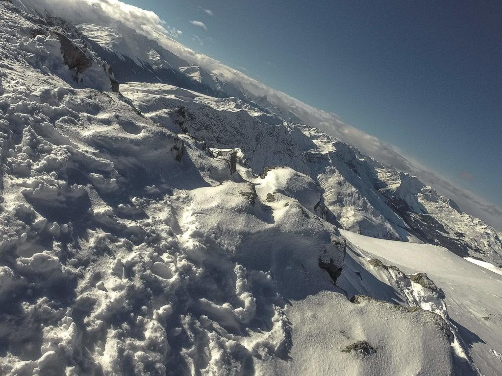 Weissfluhgipfel in Davos