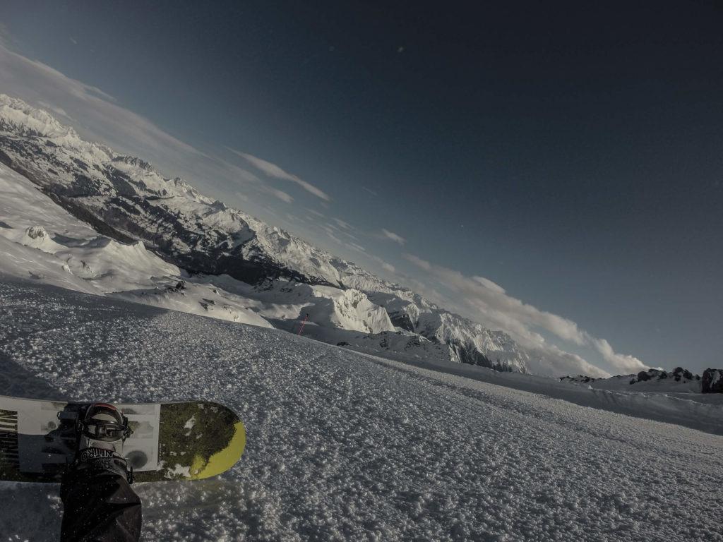 Skitag in Davos