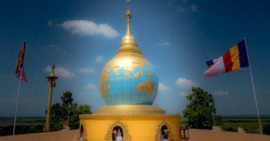 earth pagoda myeik