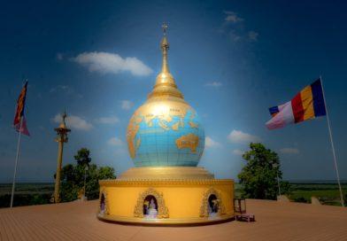 Myanmar in 28 Tagen: Meine Reiseroute