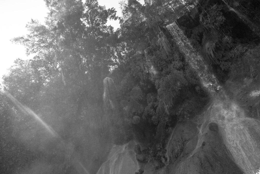 El Nicho Wasserfälle