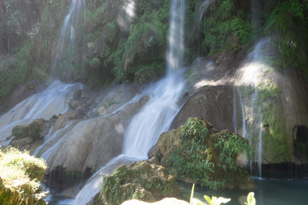 Wasserfall El Nicho Kuba