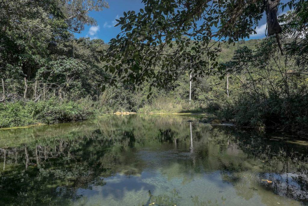 Naturpark El Nicho, Cuba