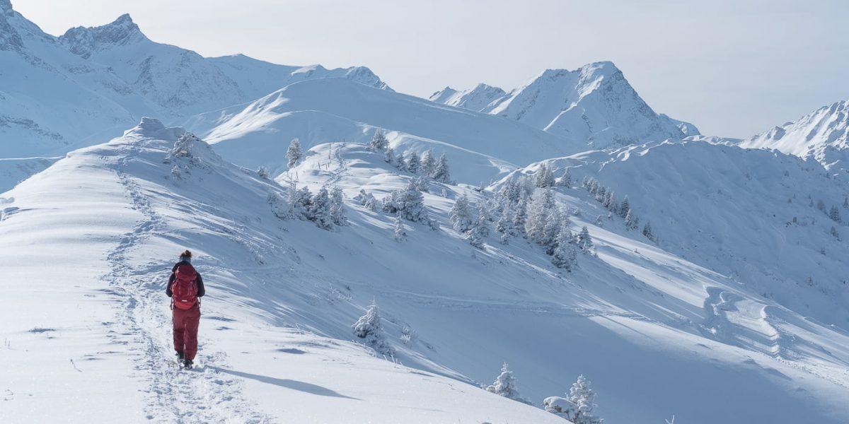 Bettelberg-Leiterli Winterwanderung